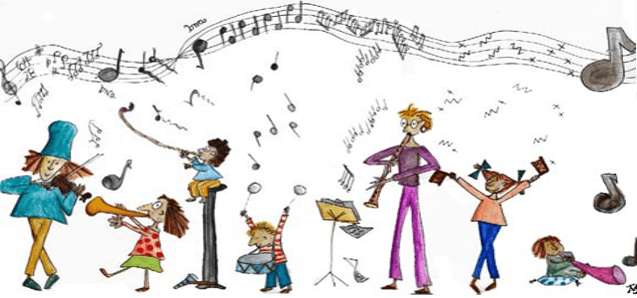 Music Impressions - Fun and Educational for Children Ages 3 to 5 !